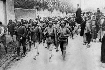 1. Dünya Savaşı Suriye cephesi
