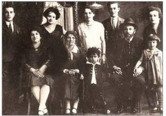Yahudi ailesi