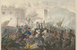 çarpışan osmanlı askeri