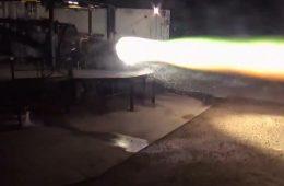 ABD'li uzay mekiği ve roket üreticisi SpaceX, yeni nesil roket motoru Raptor'un ateşleme testini gerçekleştirdi. ABD'li uzay mekiği ve roket üreticisi SpaceX, yeni nesil roket motoru